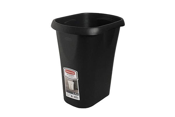 ゴミ箱ブラック