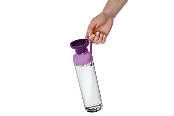グリップボトル プラム