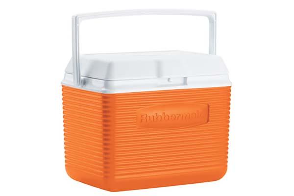ビクトリークーラー 9.5L オレンジ